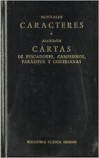 Caracteres cartas pescadores campesinos,. ENVÍO URGENTE (ESPAÑA)