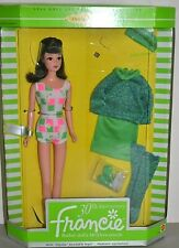 1996 Limited Edition Vintage Repro 30TH ANNIVERSARY FRANCIE Barbie