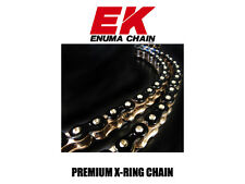 NEW EK 3D 520GP PREMIUM X-RING CHAIN 120 LINKS 520X120 250CC-1000CC BLACK/GOLD