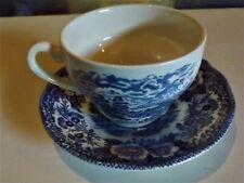 Royal Warwick, Lochs of Scotland, Loch Duich Cup And Saucer Fine Condition