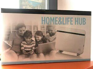 MODEM HOME & LIFE HUB ZYXEL VMG8825 WIND INFOSTRADA ADSL FIBRA NUOVO WI-FI 1000