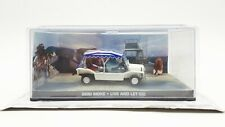 1:43 Altaya Mini Moke Live And let Die James Bond Diorama Modellauto
