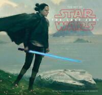 Art of Star Wars: The Last Jedi, Szostak, Phil, New