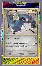 🌈Metang - HS04:Indomptable - 30/90- Carte Pokemon Neuve Française