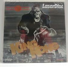 King Kong 60th Anniversary Edition Laserdisc