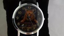 Reloj de Pulsera el lector Diseñado Por Lisa Parker Gato Unisex de producto con licencia de regalo
