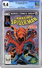 S425. AMAZING SPIDER-MAN #238 by Marvel CGC 9.4 NM (1983) 1st App. of HOBGOBLIN