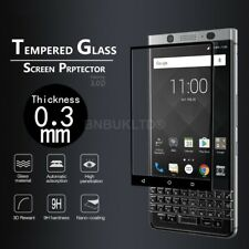 For BlackBerry Keyone Tempered Glass Screen Protector Full Face Curved Coverage