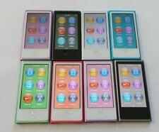 Apple iPod Nano 7th Generation 16GB All Colors