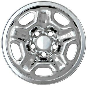 """Fits The Toyota Tacoma 2005-2014 Coast 2 Coast 15"""" Chrome Imposter Wheel Cover"""