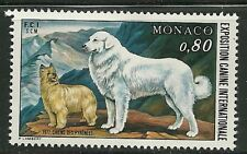 MONACO MINT NEVER HINGED NH # 1059