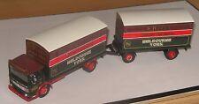 CORGI CLASSICS 97892 AEC MERCURY TRUCK & TRAILER J. HOUSEMAN Limited Edition Nuovo di zecca con scatola