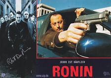 Robert De Niro ++ Autogramm ++ Reine Nervensache ++ Ronin ++ Autograph