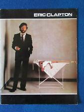 More details for eric clapton - money and cigarettes concert tour programme - 1983 - 20 pages