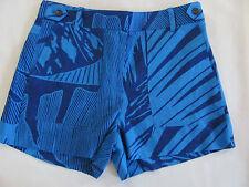 J.Crew Garden Shorts -100% Linen -Indigo Palm Fronds -Size 2 - NWT $59.50