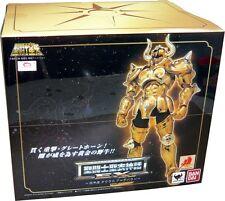 Bandai Saint Seiya Myth Cloth EX Gold Saint Taurus Aldebaran Action Figure