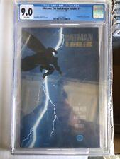 Batman Dark Knight Returns 1-4 cgc