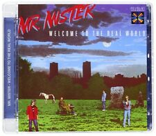 MR MISTER - WELCOME TO THE REAL WORLD  CD NEW!