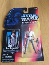 Star wars power of the force luke skywalker