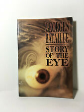 1ST CITY LIGHTS EDITION George Bataille STORY OF THE EYE Paperback VG + 1987