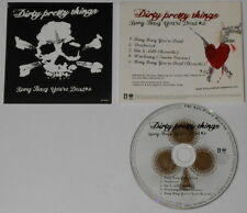 Dirty Pretty Things  Bang Bang You're Dead ep  U.S. promo cd  hard-to-find