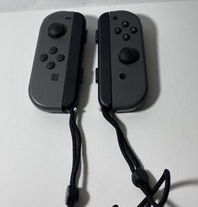 Genuine Nintendo Switch - Joy-Con - grey Wireless pair