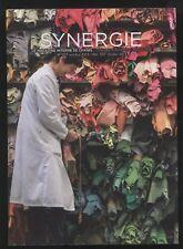 SYNERGIE LE MAGAZINE INTERNE DE CHANEL N°107 OCTOBRE 2015  MODE