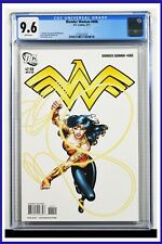 Wonder Woman #606 CGC Graded 9.6 DC February 2011 Don Kramer Cover Comic Book