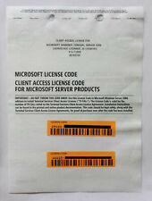 MS Windows RDS Terminal Services 2008 25 CALS Remote Desktop Services - VAT