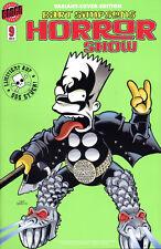 Bart SIMPSONS Horror Show # 9 (deutsch) VARIANT-COVER-EDITION limitiert 666 Ex.