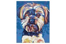 PAINTING BY NUMBERS YORKSHIRE TERRIER T16130090
