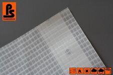 Gerüstplane Gittergerüstplane Plane schwer entflammbar (1,45€/m²) 3,20 x 20m