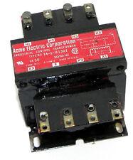 ACME ELECTRIC CORPORATION TA-1-81301 INDUSTRIAL CONTROL TRANSFORMER VA 50