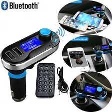 Car Kit MP3 Music Player Wireless Bluetooth FM Transmitter Radio With USB