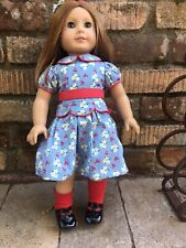 American Girl Doll Emily (retired) with 19 outfits, dog, and other accessories