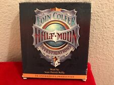 Half-Moon Investigations by Eoin Colfer 6 CD Audiobook