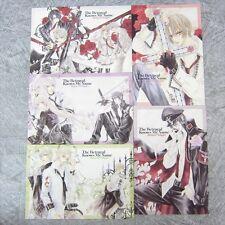 URABOKU Betrayal Knows My Name Lot of 5 Postcard Set Art Japan Book Ltd RARE