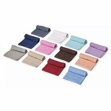 "12-Pack:100% Cotton Absorbent Kitchen Washcloth Towel Set 11""x11"" Dish Cloths"