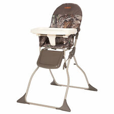 Cosco Feeding Seat Simple Fold High Chair Realtree Toddler Portable Dining Tray