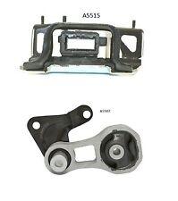 2 PCS Motor & Trans. Mount For 2011-2014 Ford Fiesta 1.6L Manual w/o Turbo