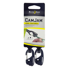 Nite Ize Cam Jam Cord Tightener Small 2 Pk NCJS-01-2R2