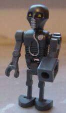 mécanique Claw - Gris foncé x8 LEGO Accessoire Bar 1 L avec pince 48729