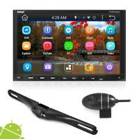 Pyle PLDNANDVR695 - Android Car Stereo Double Din DVR Dash Cam Backup Kit