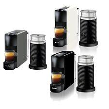 BREVILLE BEC250 Essenza Mini Bundle Nespresso Machine Black White