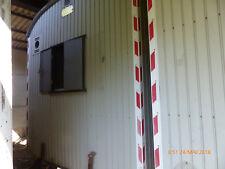 Bauwagen gebrauchter Artikel 3,50mlang ohne Deichsel ca.2,25m br.Gesamthöhe 3,00
