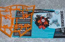 Transformers Robots In Disguise BEASTBOX Complete Mini Con Rid 2015