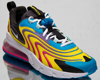Nike Air Max 270 React ENG Men's Laser Blue White Low Lifestyle Sneakers Shoes