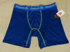 Reebok Performance Underwear Boxer Briefs NWT Size Small Poly/Spandex Blend