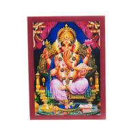Imán Nevera Ganesh Imán Elefante Amuleto de la Suerte 7754