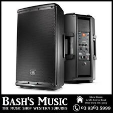 "JBL EON612 12"" Two-Way Multipurpose Self-Powered Sound Reinforcement + Bluetooth"